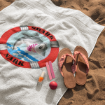 beach-towel_white_mockup-lying-on-the-sand